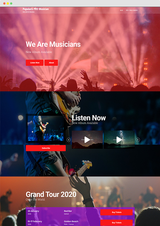 popularis-pro-musician